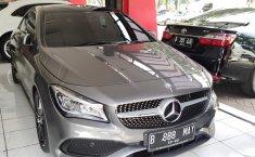 Banten, Dijual cepat Mercedes-Benz CLA 200 2017 bekas