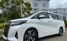 Banten, Dijual cepat Toyota Alphard G 2017 bekas