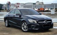 Jual mobil bekas murah Mercedes-Benz CLA 200 2014 di DKI Jakarta