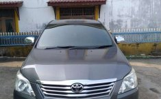 Jual Toyota Kijang Innova 2.0 G 2012 harga murah di Sumatra Utara