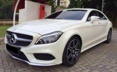 DKI Jakarta, Dijual cepat Mercedes-Benz CLS 400 AMG 2015 bekas