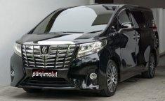 DIY Yogyakarta, Dijual cepat Toyota Alphard G ATPM 2016 bekas