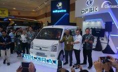GIICOMVEC 2020: DFSK Gelora E 2020, Kendaraan Komersial Listrik Pertama Indonesia Seharga Rp470 Jutaan