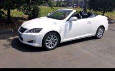 Lexus IS 2012 Jawa Barat dijual dengan harga termurah