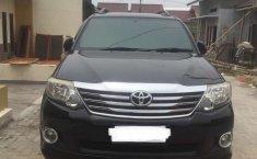Jual Toyota Fortuner 2.4 Automatic 2012 harga murah di Sumatra Utara