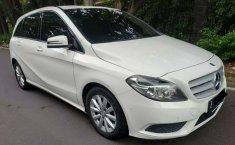 Jual Mercedes-Benz B-CLass B 200 2014 harga murah di DKI Jakarta