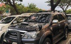 Jual Toyota Fortuner G Luxury 2007 harga murah di DKI Jakarta
