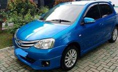 Jual mobil Toyota Etios Valco G 2014 bekas, Lampung
