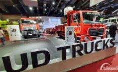 GIICOMVEC 2020: UD Trucks Pamer Truk Canggih yang Sudah Usung Rem ABS
