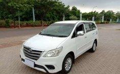 Banten, jual mobil Toyota Kijang Innova E 2.0 2015 dengan harga terjangkau