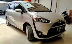 Jawa Barat, Dijual cepat Toyota Sienta G 2017 bekas