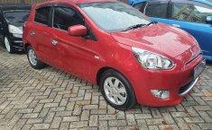 Mobil Mitsubishi Mirage 2015 GLX dijual, Riau
