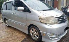 Jawa Barat, Toyota Alphard 2008 kondisi terawat