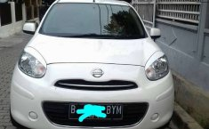 Banten, jual mobil Nissan March 1.2L 2013 dengan harga terjangkau