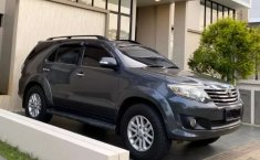 Mobil Toyota Fortuner 2011 G terbaik di DKI Jakarta