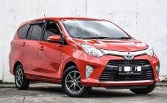 Dijual mobil Toyota Calya G 2017 harga terjangkau di Depok