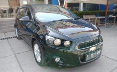 Bekasi, Dijual mobil Chevrolet Aveo LT AT 2014 terbaik