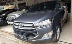 Jual mobil Toyota Kijang Innova 2.4G 2017 bekas, Sumatra Selatan