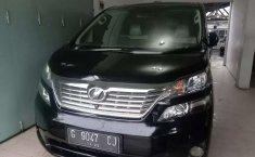 Jual Toyota Vellfire V 2008 harga murah di Jawa Tengah