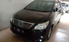 Jual cepat Toyota Kijang Innova V 2012 di Jawa Tengah