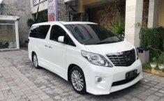 Jual Toyota Alphard G 2011 harga murah di Bali