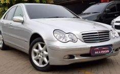 Jual Mobil Bekas Mercedes-Benz C-Class C 240 2003 di Tangerang Selatan