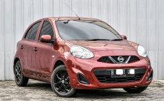 DKI Jakarta, Dijual mobil Nissan March 1.2L 2017 bekas