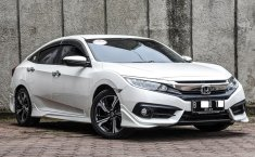 Jual Mobil Bekas Honda Civic Turbo 1.5 Automatic 2018 di Depok