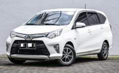 Depok, Dijual mobil Toyota Calya G 2016 bekas