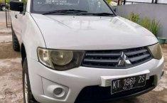 Jual Mitsubishi Triton HD-X 2015 harga murah di Kalimantan Timur