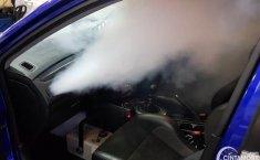 Cegah Virus Corona Bersarang di Kabin Mobil dengan Teknik Fogging