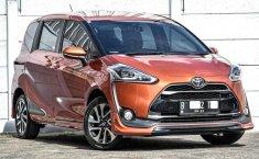 Jual Mobil Bekas Toyota Sienta Q 2017 di Depok