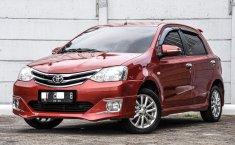 Jawa Barat, Dijual cepat Toyota Etios Valco G 2015 bekas