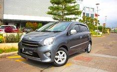 Dijual mobil Toyota Agya G 2014 terbaik di DKI Jakarta