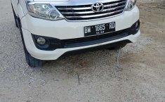 Dijual mobil bekas Toyota Fortuner G TRD, Riau