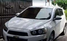 Mobil Chevrolet Aveo 2014 LT dijual, Jawa Timur