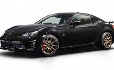 Terinspirasi Sang Legenda, Toyota Kenalkan 86 Black Limited