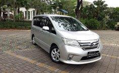 Jual mobil Bekas Nissan Serena Highway Star 2013 di DKI Jakarta