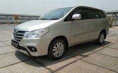 Dijual cepat Toyota Kijang Innova 2.0 G 2014 bekas di  DKI Jakarta