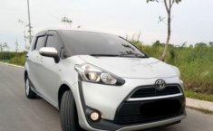 Jawa Barat, Dijual cepat Toyota Sienta 1.5 G 2017 bekas