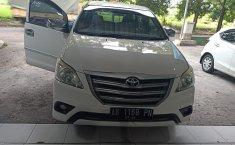 Dijual Cepat Toyota Kijang Innova 2.5 E 2014 di DIY Yogyakarta