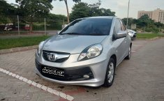 Jual Mobil Honda Brio E 2015 harga murah di DKI Jakarta