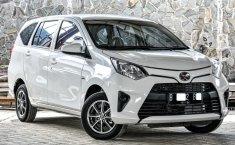 Jual cepat Toyota Calya E 2018 terbaik di Depok