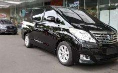 DKI Jakarta, Toyota Alphard G 2014 kondisi terawat
