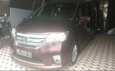 Mobil Nissan Serena 2013 Highway Star dijual, Sumatra Selatan