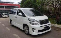 Jual mobil Toyota Vellfire ZG 2012 bekas, DKI Jakarta