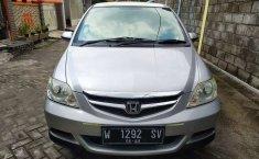 Honda City 2007 Jawa Timur dijual dengan harga termurah