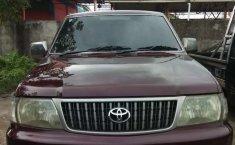 Jual mobil bekas murah Toyota Kijang LSX 2003 di Sumatra Selatan