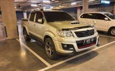 Jual cepat Toyota Hilux E 2013 di Jawa Barat