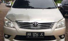 Dijual mobil bekas Toyota Kijang Innova 2.5 G, DIY Yogyakarta